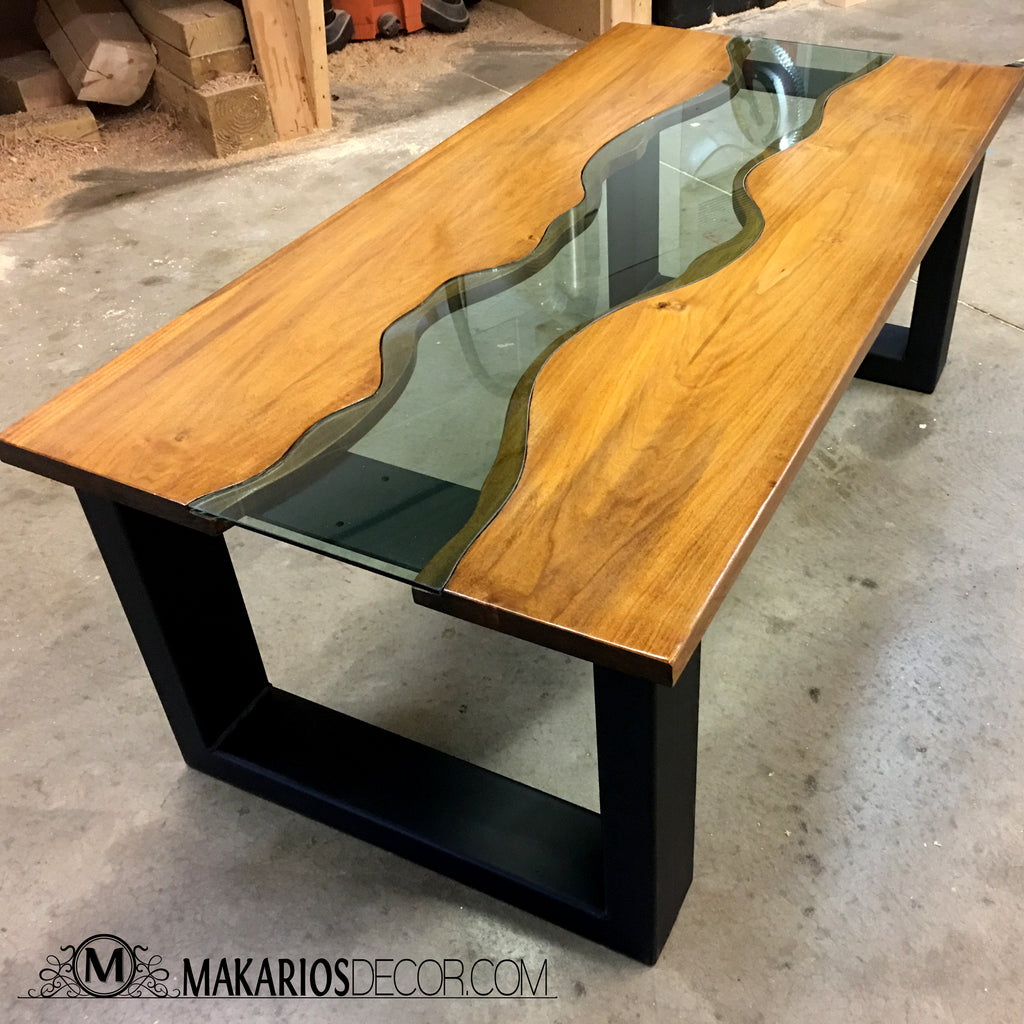 WOOD SLABS FOR YOUR HOME BUILT BY MAKARIOS DECOR