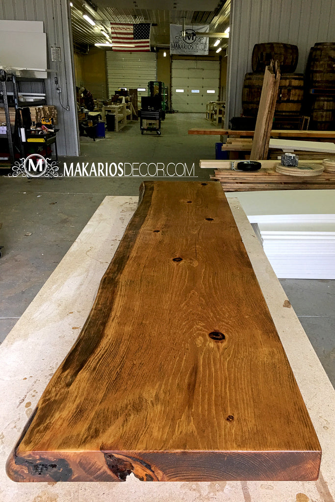 tree slab countertop,live edge round slab,live edge hardwood slabs,solid slab dining table