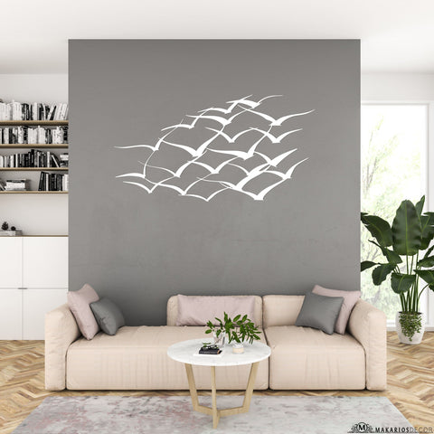Seagull Wall Hanging