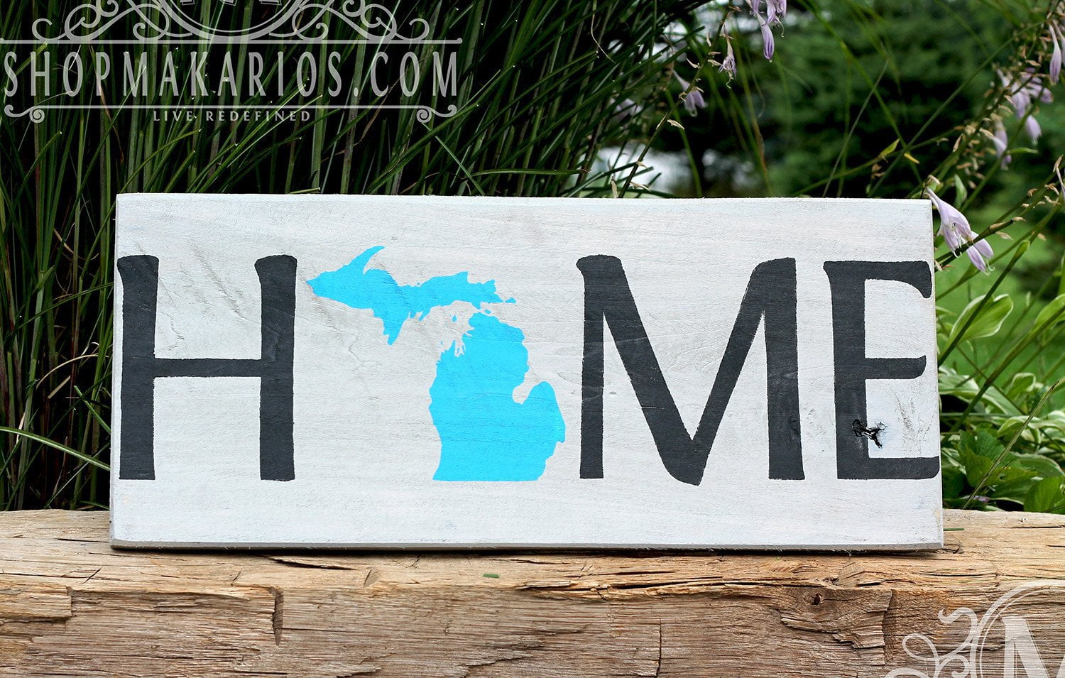 """Home"" State Sign"