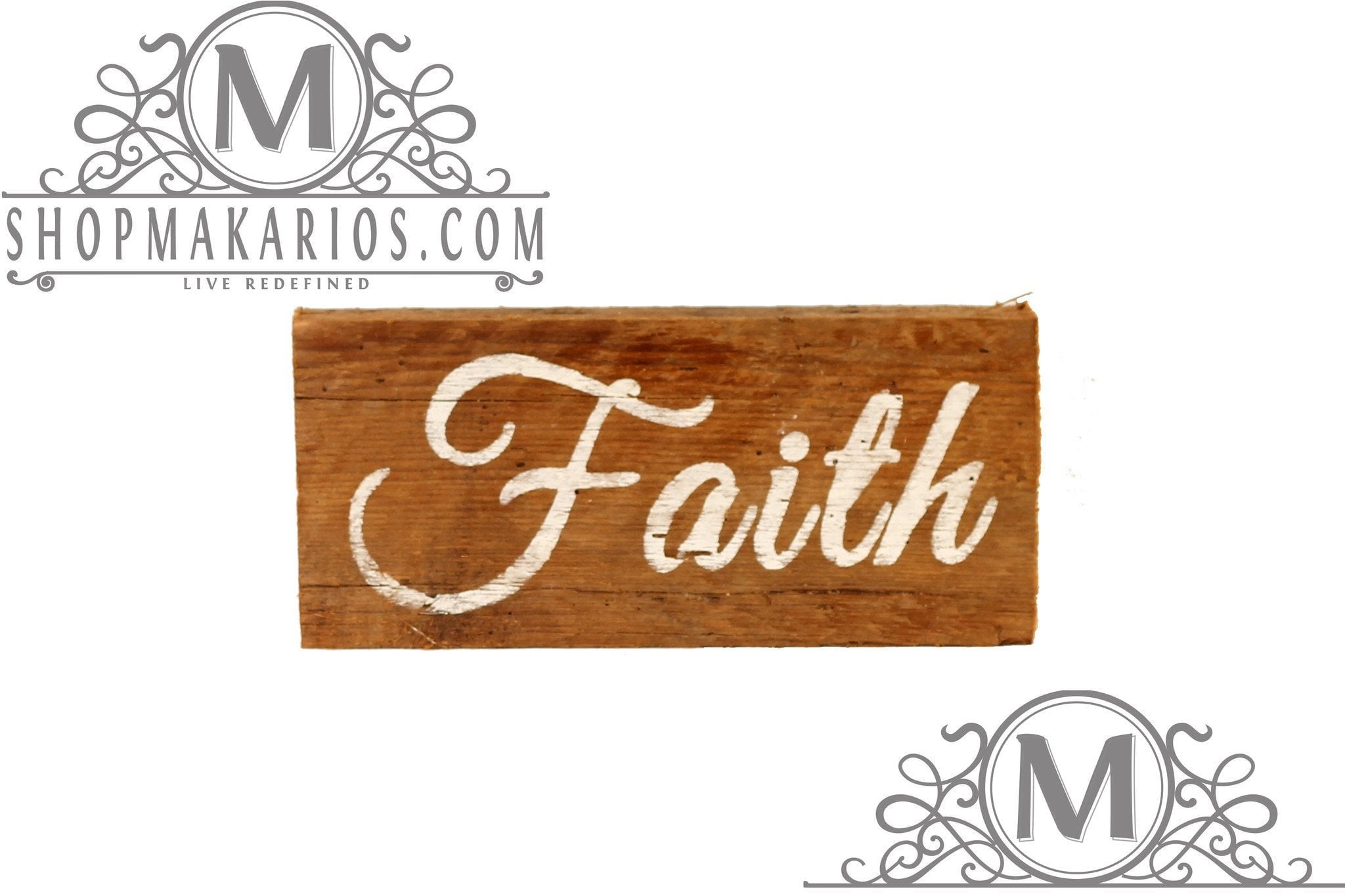 Faith  - Shelf Block