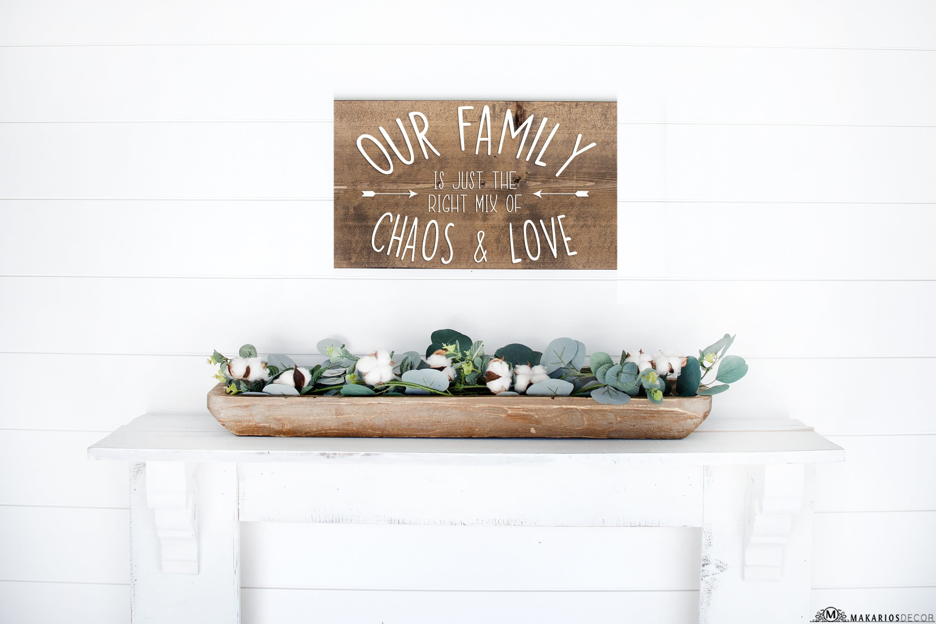 Family Mix Of Chaos & Love