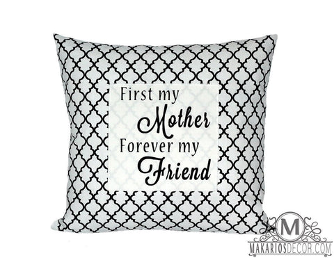 Mother's Gift Pillow