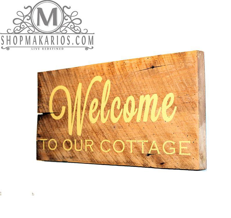Welcome to Our Cottage
