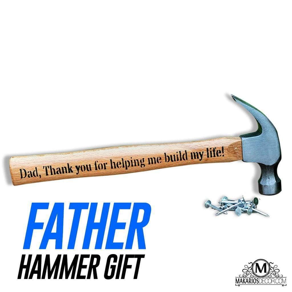 Fathers Hammer Gift