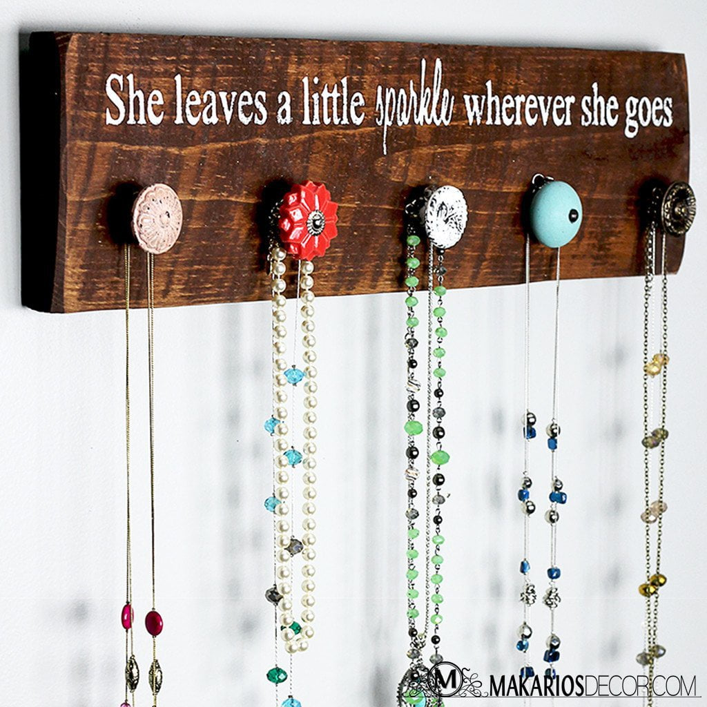 Necklace Rack