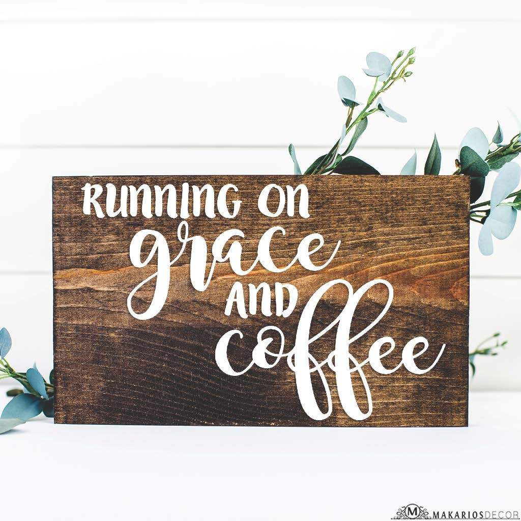 Running On Grace And Coffee