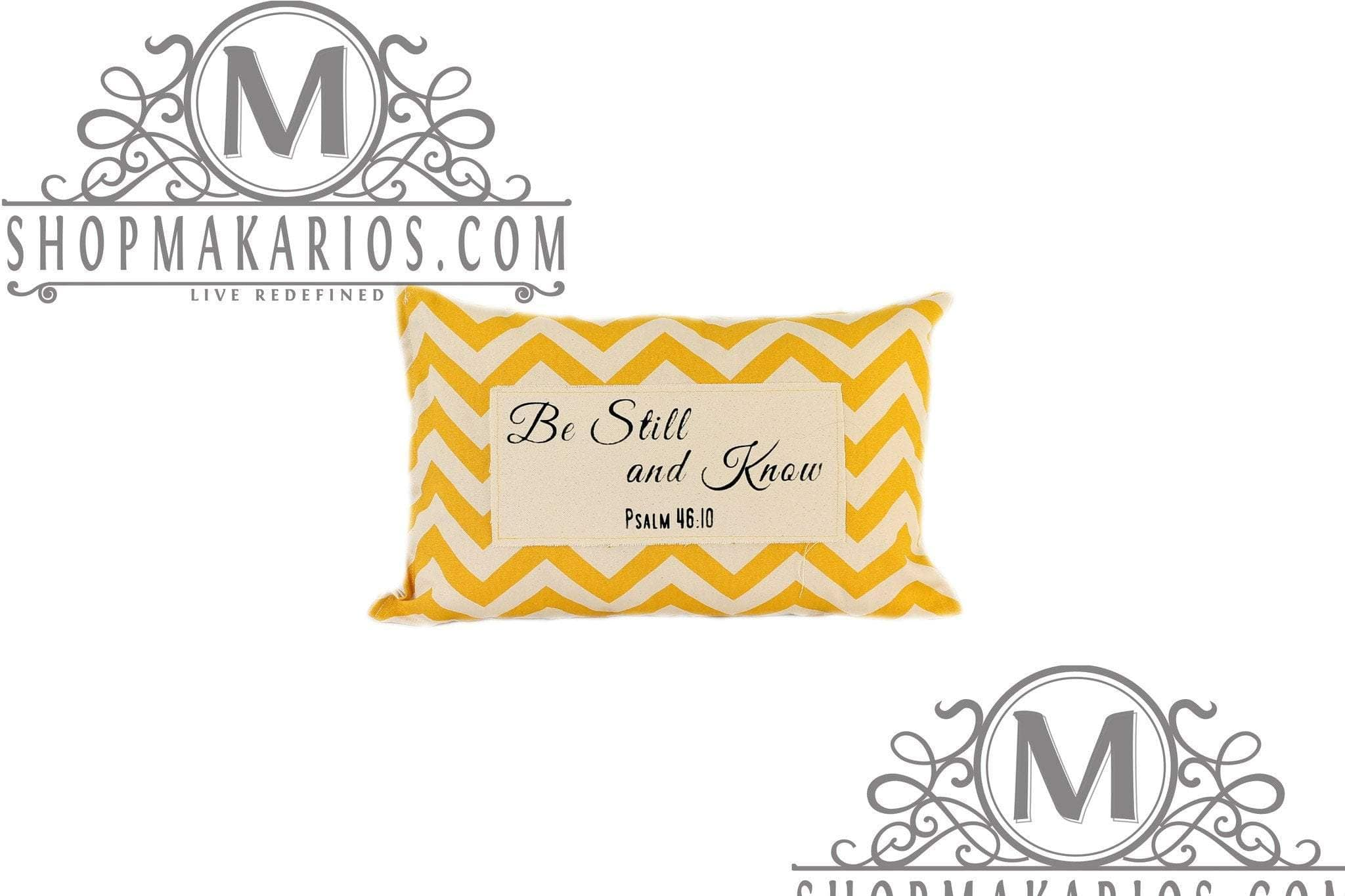 Yellow Chevron