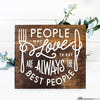 People Who Love To Eat
