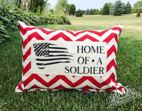 Home of Soldier
