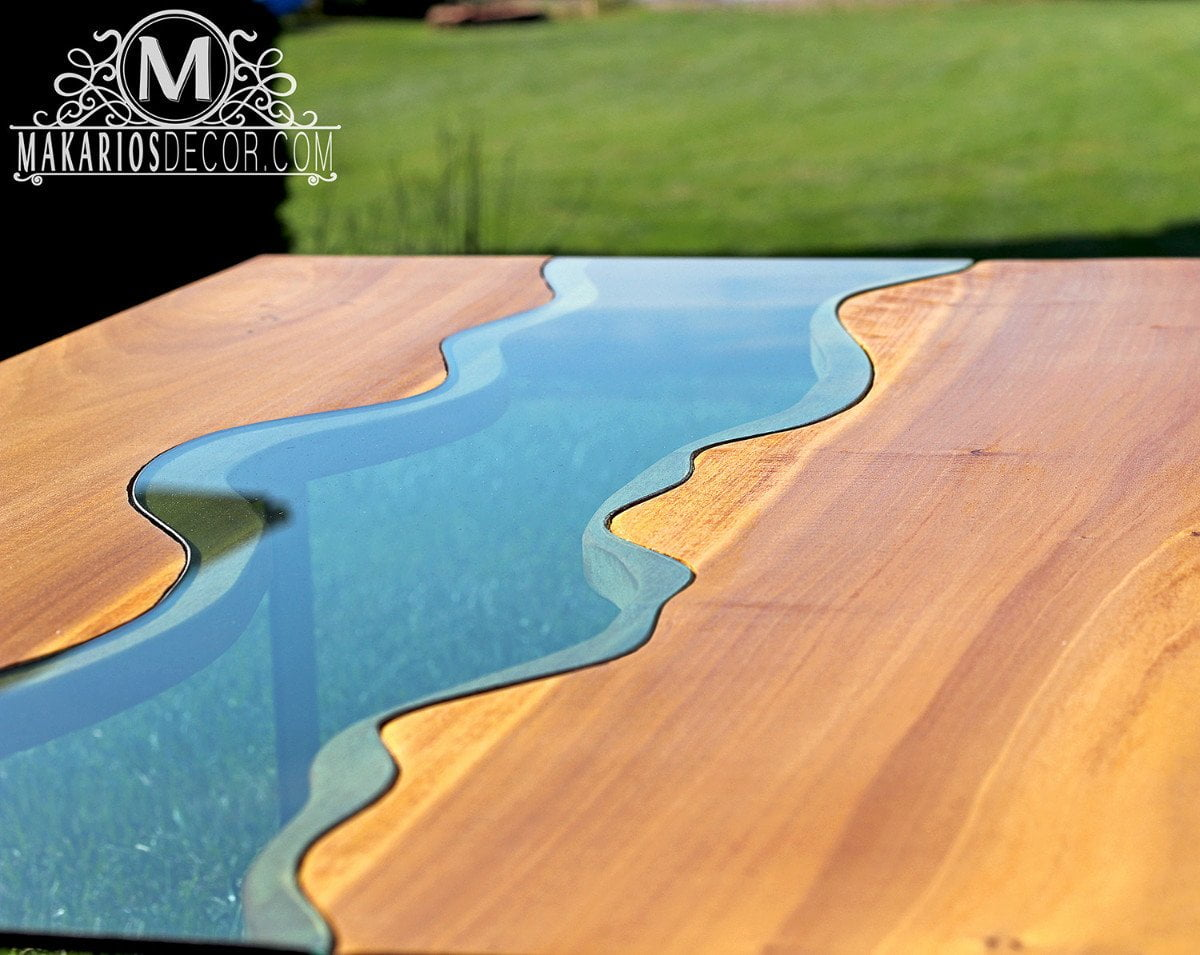 River Coffee Table