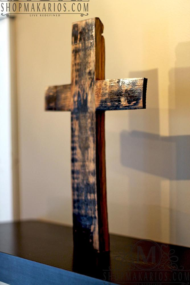 Stave Cross