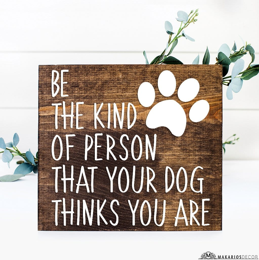 Person Your Dog Thinks You Are