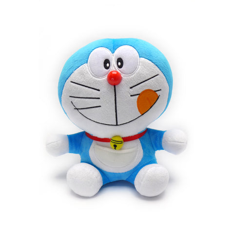Doraemon Delicious Smile Face Plush