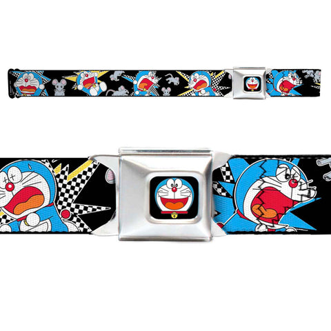 Doraemon Buckle-Down Belt
