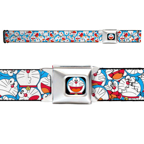 Doraemon All-Over Print Buckle-Down Belt