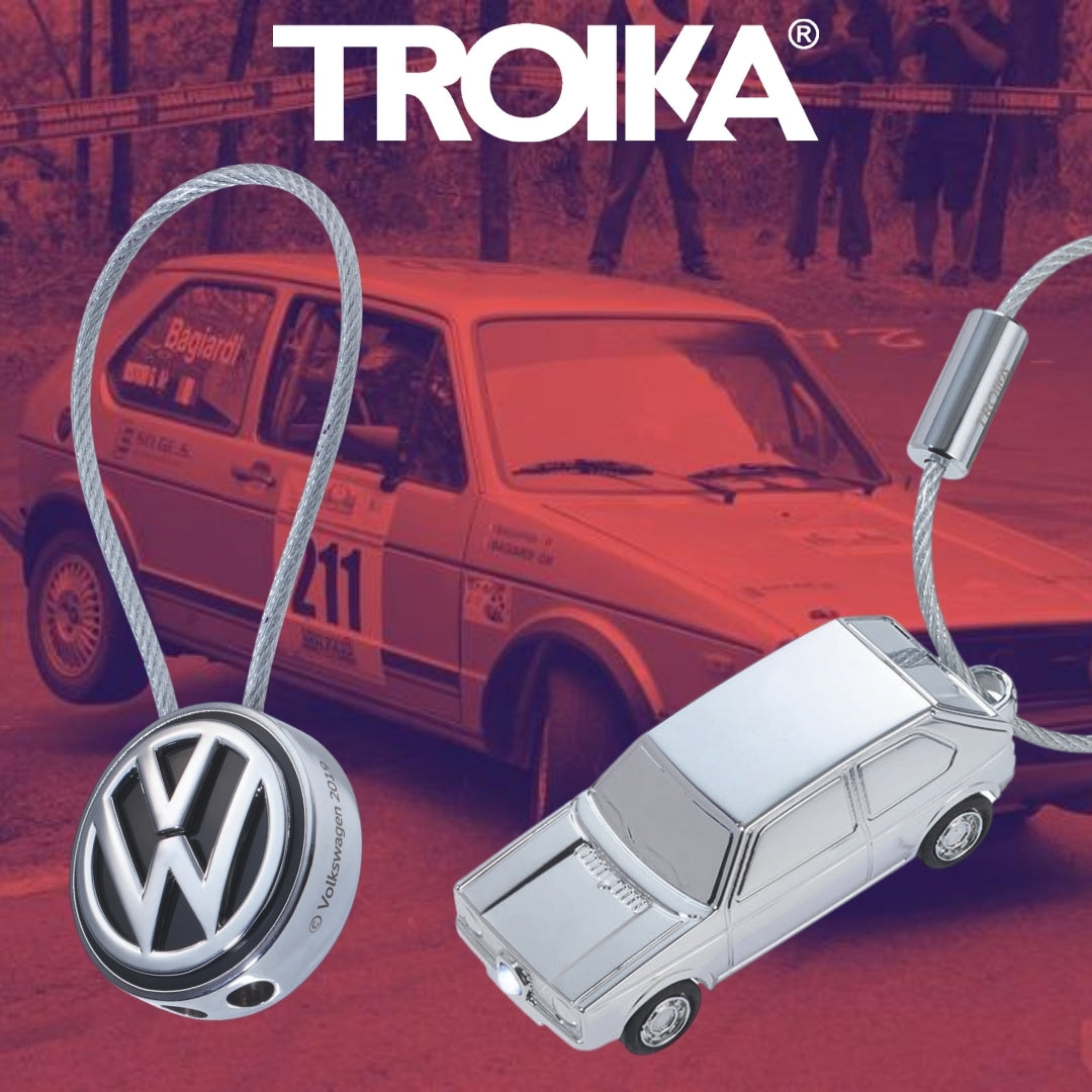 Troika celebrates a car that started a whole new car culture