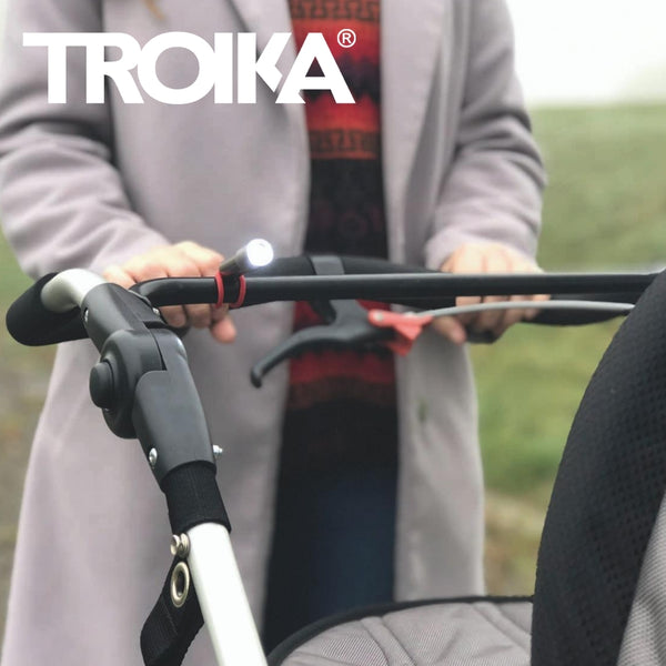 Troika Bicycle Lights Great for Bicycles Strollers and More!