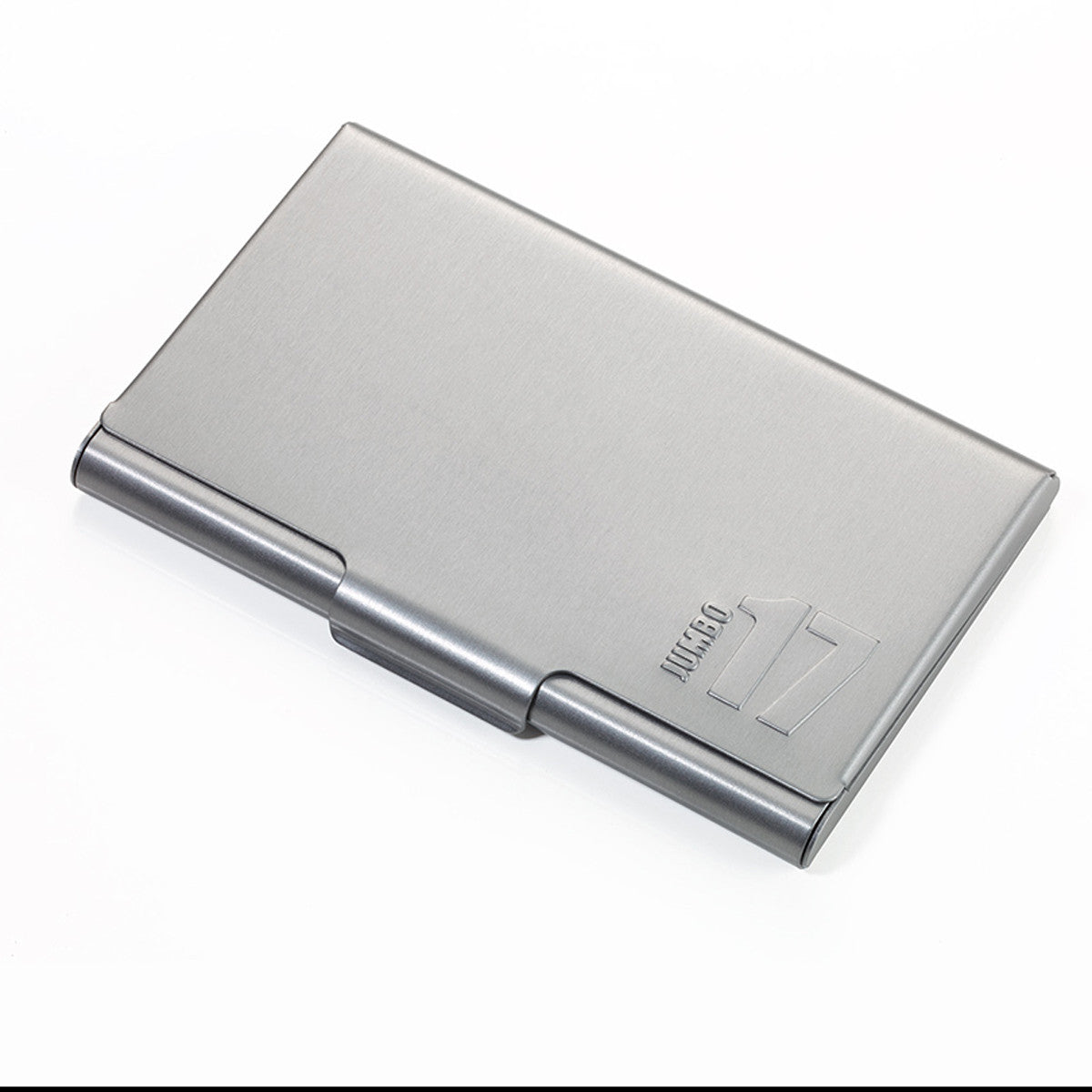 Troika Jumbo 17 Business Card Case with Number Emboss | Troikaus.com