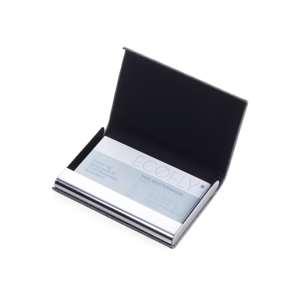 uk store lowest price shades of Troika Slim Credit Card Case with RFID Protection