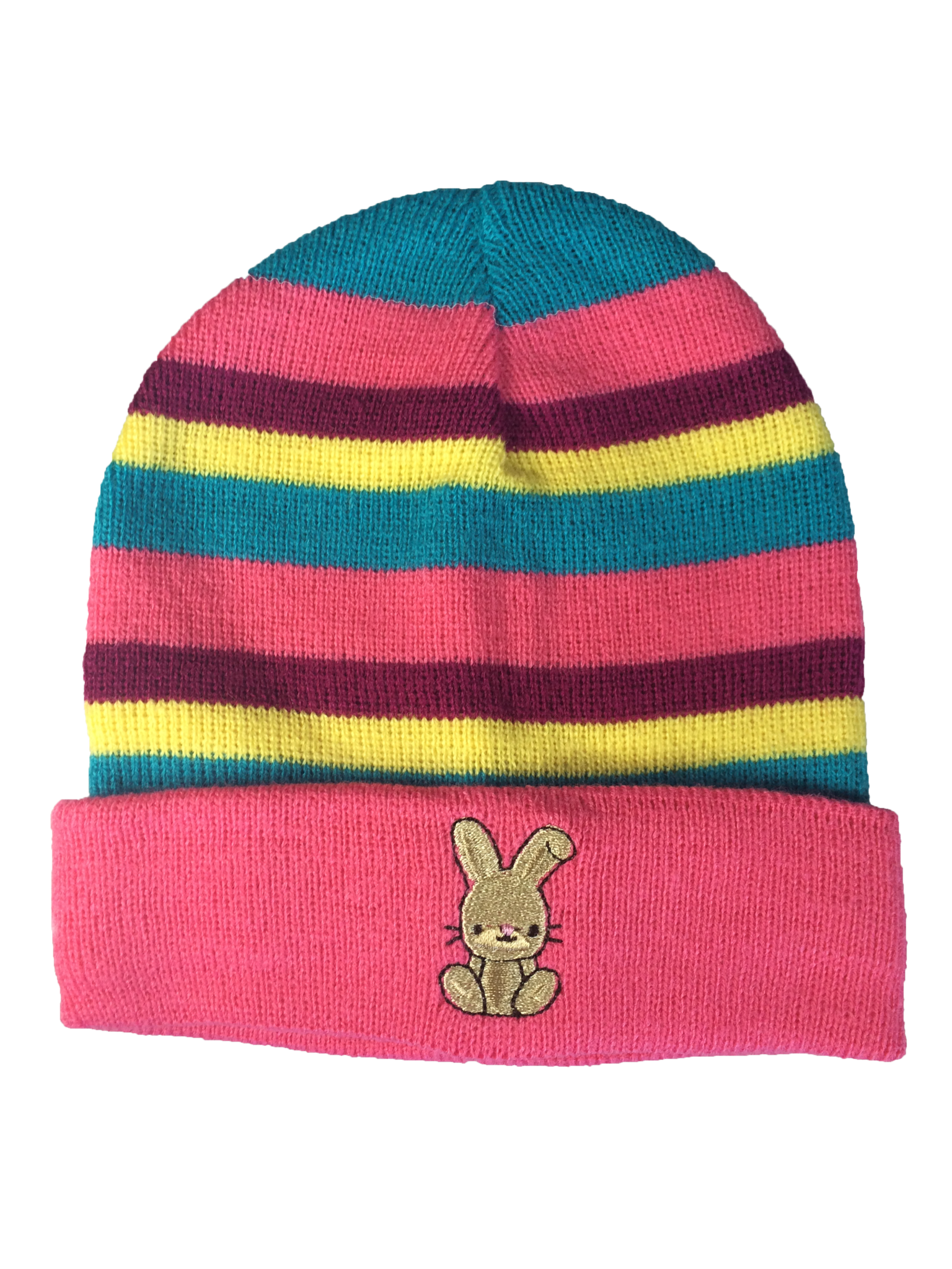 c5849d01811 Winter-Hats Infant   Toddler Striped Cuff Knit Hats