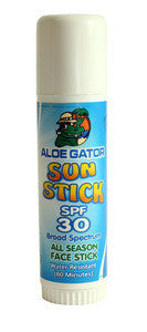 Aloe Gator Spf 30 Face Stick - ALOE GATOR FACE WRINKLE CREAM 2.1OZ, • Helps improve the appearance of wrinkles and expression lines. Visibly improves skin tone for healthy looking skin. By CICATRICURE from USA