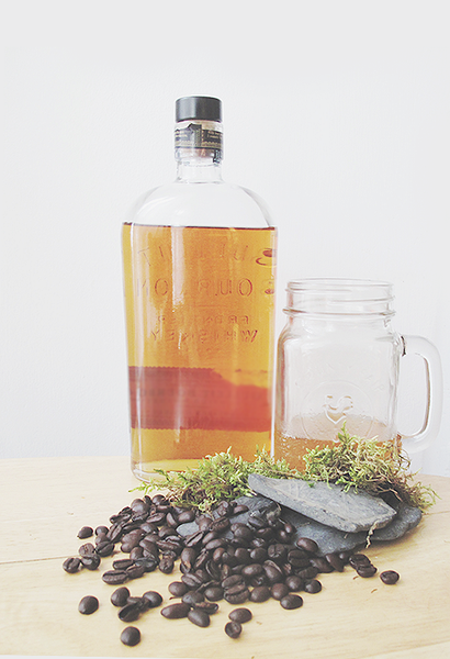 Vanilla Bourbon Spirit Coffee