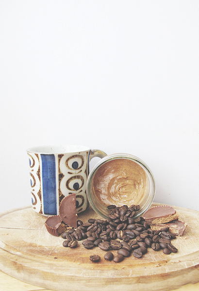 Choco-Peanut-Butter Cup Coffee
