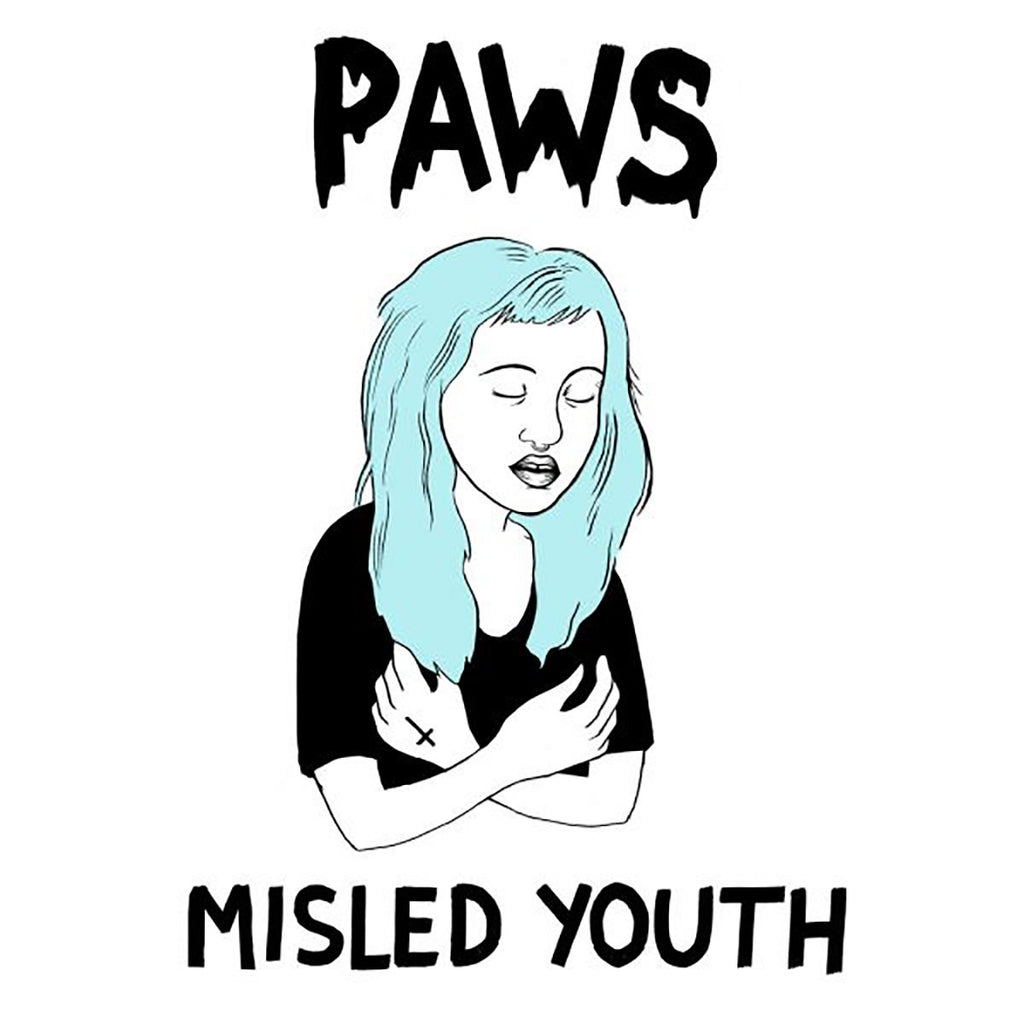 "Paws ""Misled Youth"" Tape"