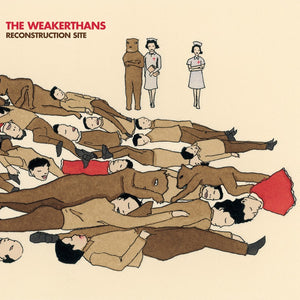 "The Weakerthans ""Reconstruction Site"" LP"