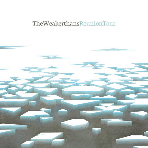 "The Weakerthans ""Reunion Tour"" LP"