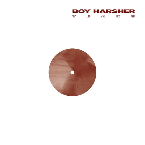 "Boy Harsher ""Tears"" 12"""