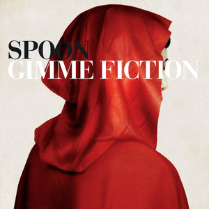"Spoon ""Gimme Fiction"" LP (Red/White Vinyl)"