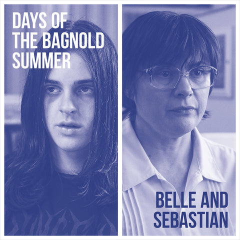 "Belle and Sebastian ""Days of the Bagnold Summer"" LP"