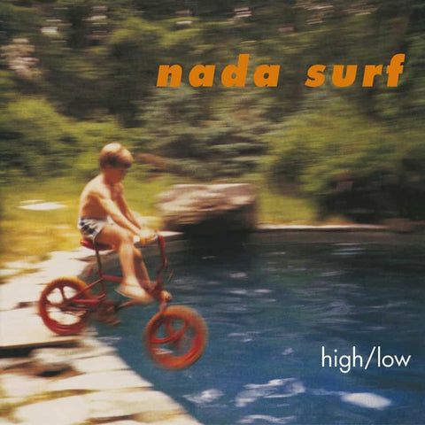 "Nada Surf ""High/Low"" LP (Gold Vinyl)"
