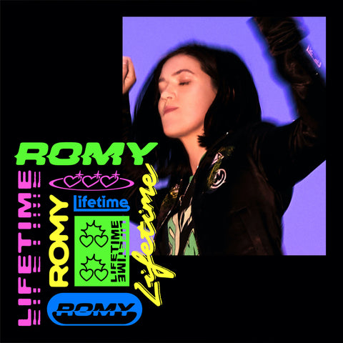 "Romy ""Lifetime Remixes"" LP"