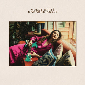 "Molly Sarlé ""Karaoke Angel"" LP"