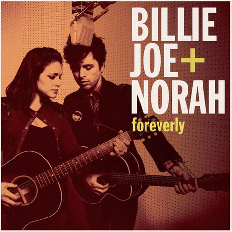 "Billie Joe & Norah ""Foreverly"" LP (Orange Vinyl)"
