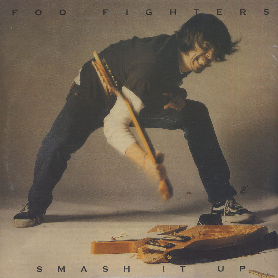 "Foo Fighters ""Smash It Up"" LP"