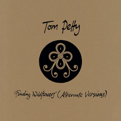 "Tom Petty ""Finding Wildflowers (Alternate Versions)"" 2xLP (Gold Vinyl)"