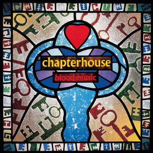 "Chapterhouse ""Blood Music"" 2xLP (Red Vinyl)"