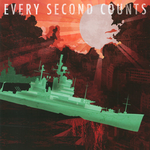 "Every Second Counts ""s/t"" CD"