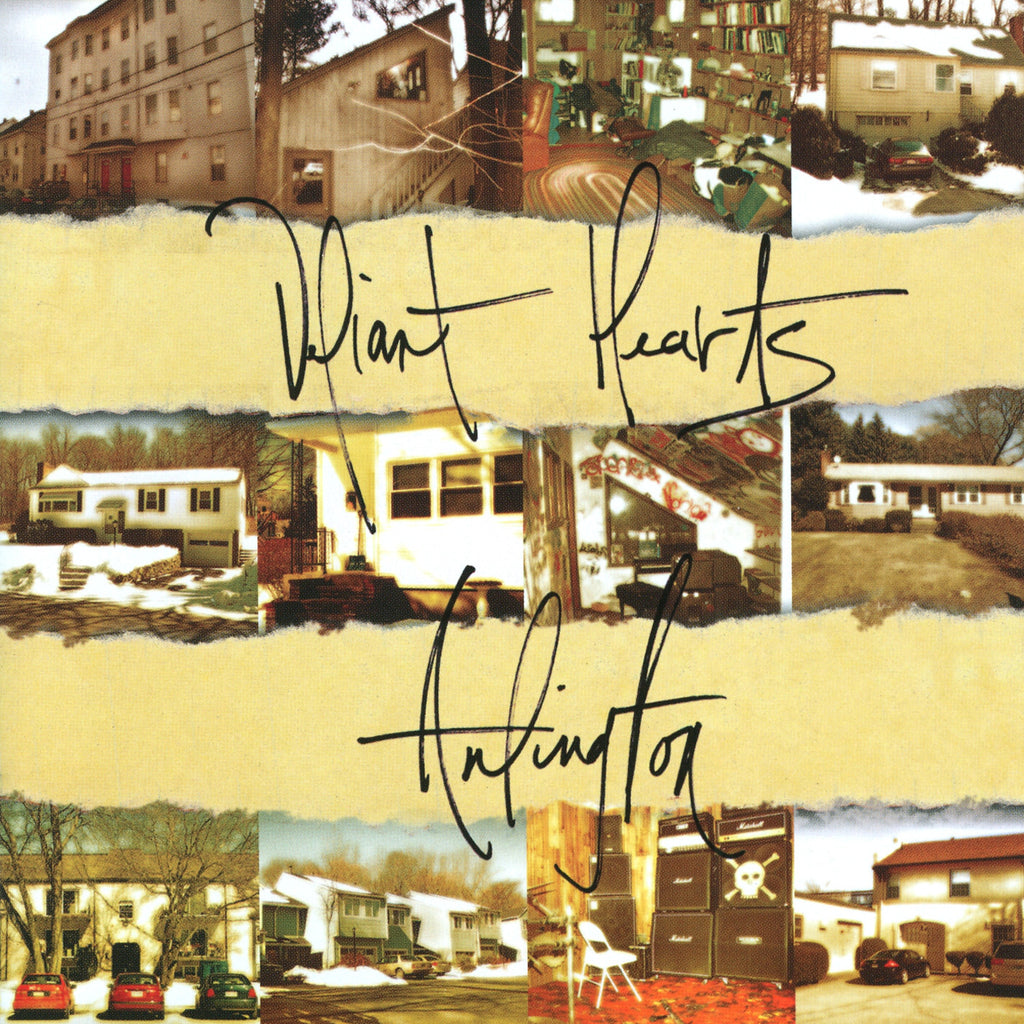 "Defiant Hearts ""Arlington"" CD"