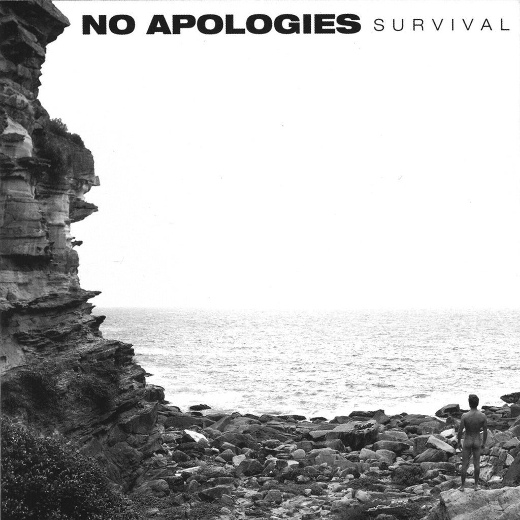 "No Apologies ""Survival"" CD"