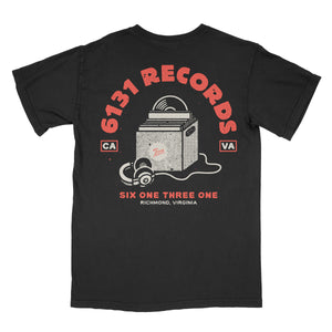 "6131 Records ""Crate"" Shirt"