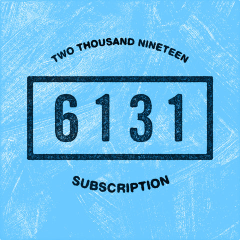 6131 Records - 2019 Subscription