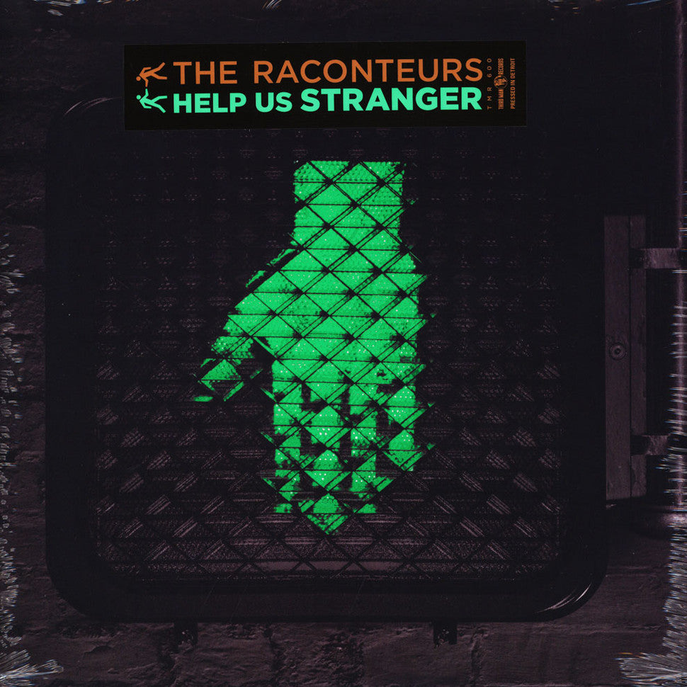 "The Raconteurs ""Help Us Stranger"" LP"