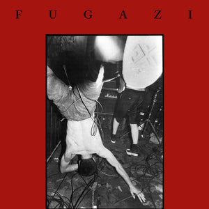 "Fugazi ""7 Songs"" LP (Red Vinyl)"