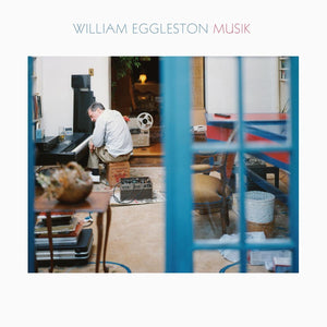 "William Eggleston ""Musik"" 2xLP"