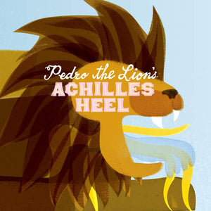 "Pedro The Lion ""Achilles' Heel"" LP (Clear Vinyl)"